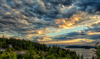07-16 Cloudy Sunset-