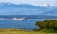Admiralty Inlet Vessel Traffic