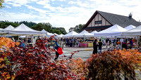 October Farmers' Market in Anacortes
