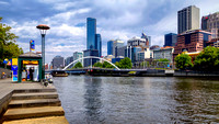 Melbourne Yarra Riverwalk