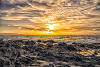 01-22 Lava Field Golden Sunset TIFFs-